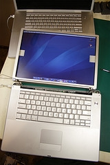 Продажа и замена матриц ноутбуков