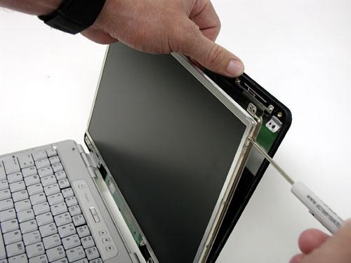 Замена матрицы на ноутбуке IRU в СПб